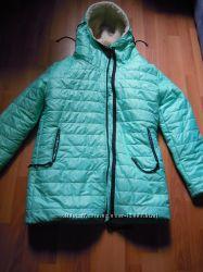 Женская куртка р. 52