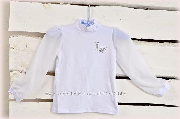 Школьные блузки - ликвидация школьных моделек