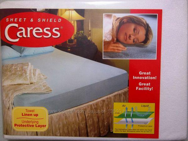 Лучшие наматрасники Caress на двойную кровать 160-190, 160-200 - распродажа