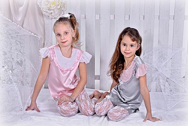 Нежные блузочки Little Winners модницам - ликвидация по себестоимости