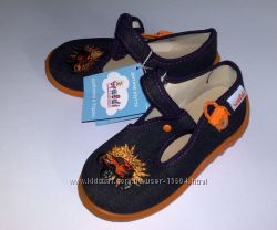 Текстильная детская обувь WALDI. Идеальный вариант для летних прогулок