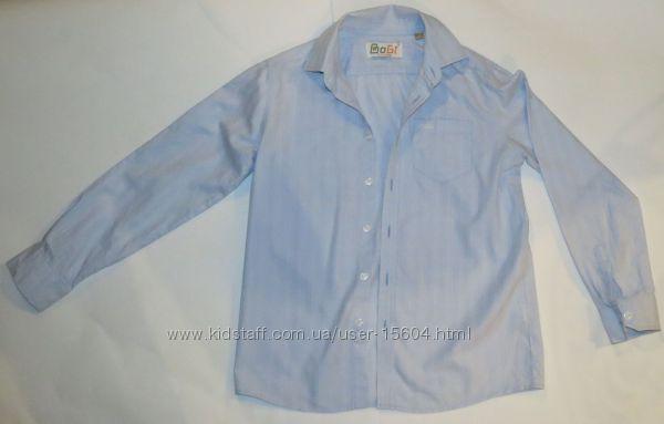 Школьные рубашки на мальчика