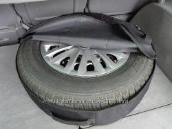Чехол на докатку, запасное колесо в багажник автомобиля.
