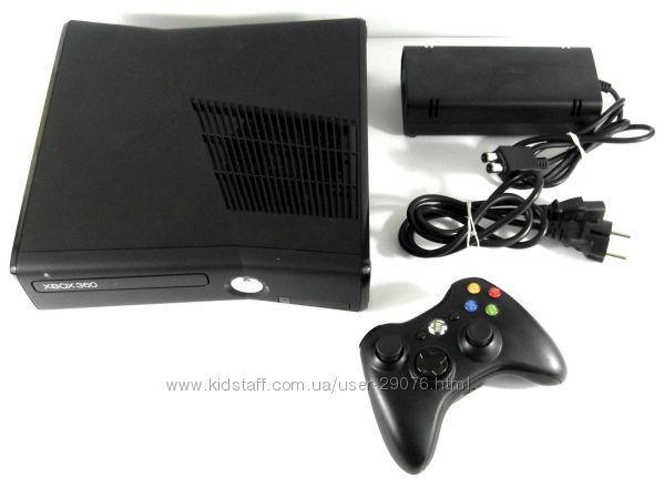 Продам XBOX 360 SLIM 250  FreeBoot  ГАРАНТИЯ  28 игр