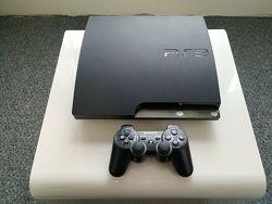 PS3 SLIM 250GB, игры, прошитая REBUG 4. 86 Online ГАРАНТИЯ