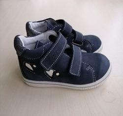 Новые ботинки Pepino от Ricosta р. 20, 13см