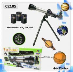 Детский телескоп на подарок