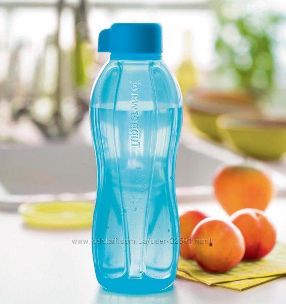 Безупречное качество. Эко-бутылочки  с клапаном и без, объем 310, 500