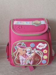 Школьный рюкзак каркасный