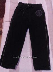 спортивные брюки 122, джинсы 134 H&M