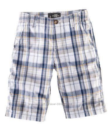 шорты для мальчиков H&M рост 86-128