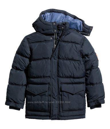 Распродажа курток для подростков H&M рост 134-170