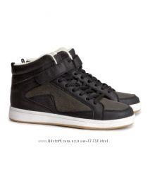 Кеды и кроссовки, ботинки для подростков H&M размер 34-39