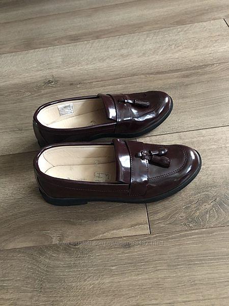 Туфли лоферы школьные LC Waikiki 34