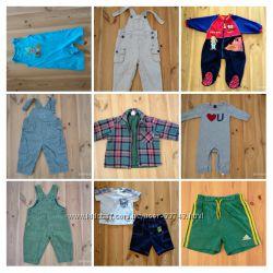 Одяг для хлопчика 6-12 міс