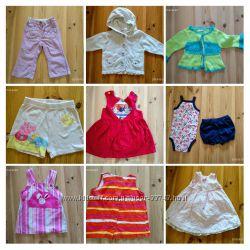 Одяг для дівчинки 6-12 місяців одежда девочка next george