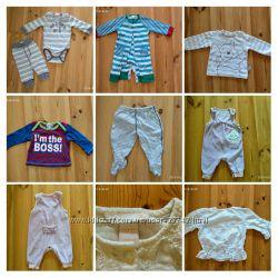 Одяг для ляльки babyborn або для дитинки 0-3 міс