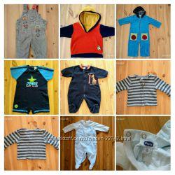 Одяг для хлопчика 3-6 місяців next
