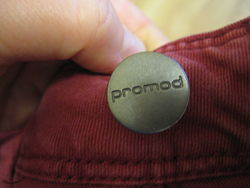 Брюки Promod 36 размер