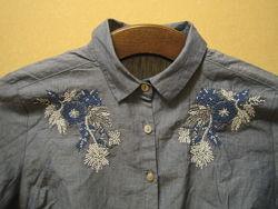 Рубашка туника LC Waikiki джинс