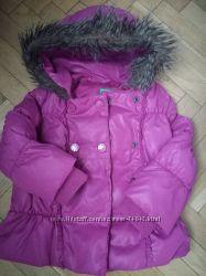 Куртка от Беннетон для девочки