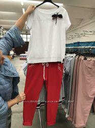 Новинка этого сезона вышивка платья, джинсы, блузки. Италия.