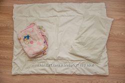 Одеяло и подушка Piccolino для малышей и постельное белье
