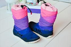 Мембранные сапоги adidas libra primaloft plus 33 размер