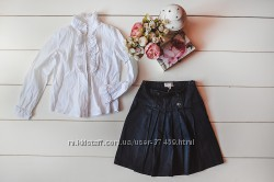 Школьная миди юбка Childrens Place 6-7 лет