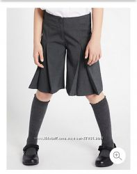 Школьные шорты Marks & Spencer 10-11 лет