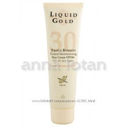 Тональный крем ANNA LOTAN LIQUID GOLD - SPF 30