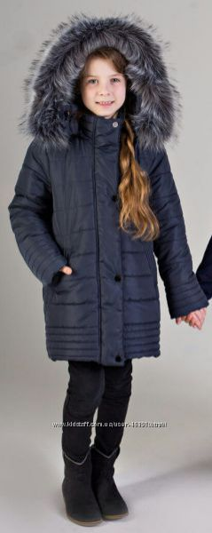 Зимнее пальто  ТМ Baby Angel 140, 146, 152 размер