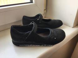 Туфли Clarcs школьные на девочку