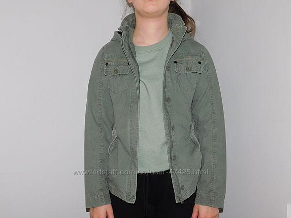 Куртка ветровка benetton 10-11 лет 150 рост