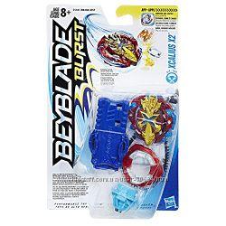 В наличии Beyblade burst Valtryek V3 Luinor L2 и Xcalius X2 Hasbro