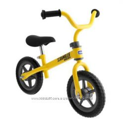 Детский Беговел Chicco Red Bulle Balance Bike 01716 Chicco