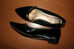 Черные балетки M&S, разм. 38, 5