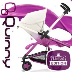 quinny zapp extra 2 limited edition purple