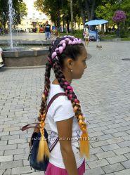 Афрокосички, французские косы, сенегалы, боксеры, зи-зи, качество. Киев