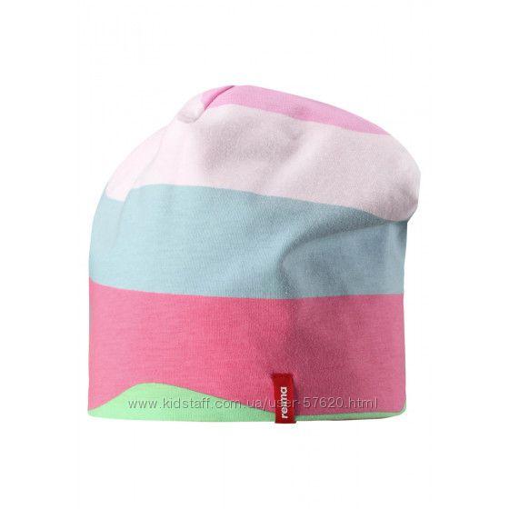 REIMA акция распродажа осенние шапочки демисезон для девочки. Большой выбор