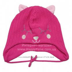 LENNE акция шапка для девочки весна -демисезон. Шапки демисезонные весенние