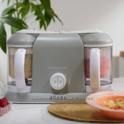 Пароварка-блендер Beaba Babycook Plus 4 в 1