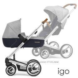 Универсальная коляска Mutsy Igo Pure 2 в 1