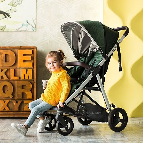 Прогулочная коляска BabyStyle Oyster Zero