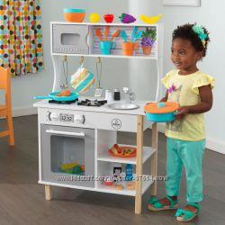 Игровая кухня с посудой KidKraft 53370