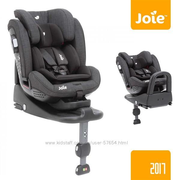Автокресло Joie Stages Isofix I-Size 0-25 кг