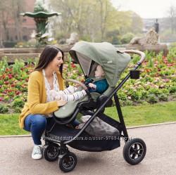Прогулочная коляска Joie Versatrax с рождения до 22 кг