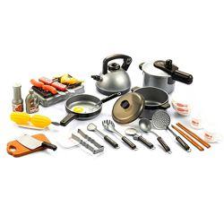 Детский игровой набор кухонной посуды Kitchen Play Set