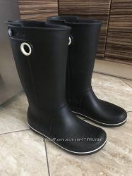 Резиновые сапоги Crocs размер US8 наш 38