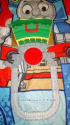 Томас депо для паровозиков Mattel оригинал